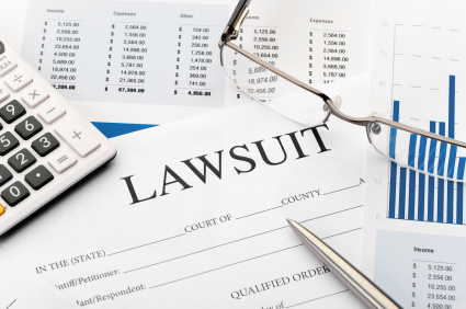 Lawsuit Document Involving Tort Law Issues